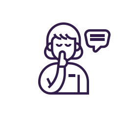 Icon Diskretion